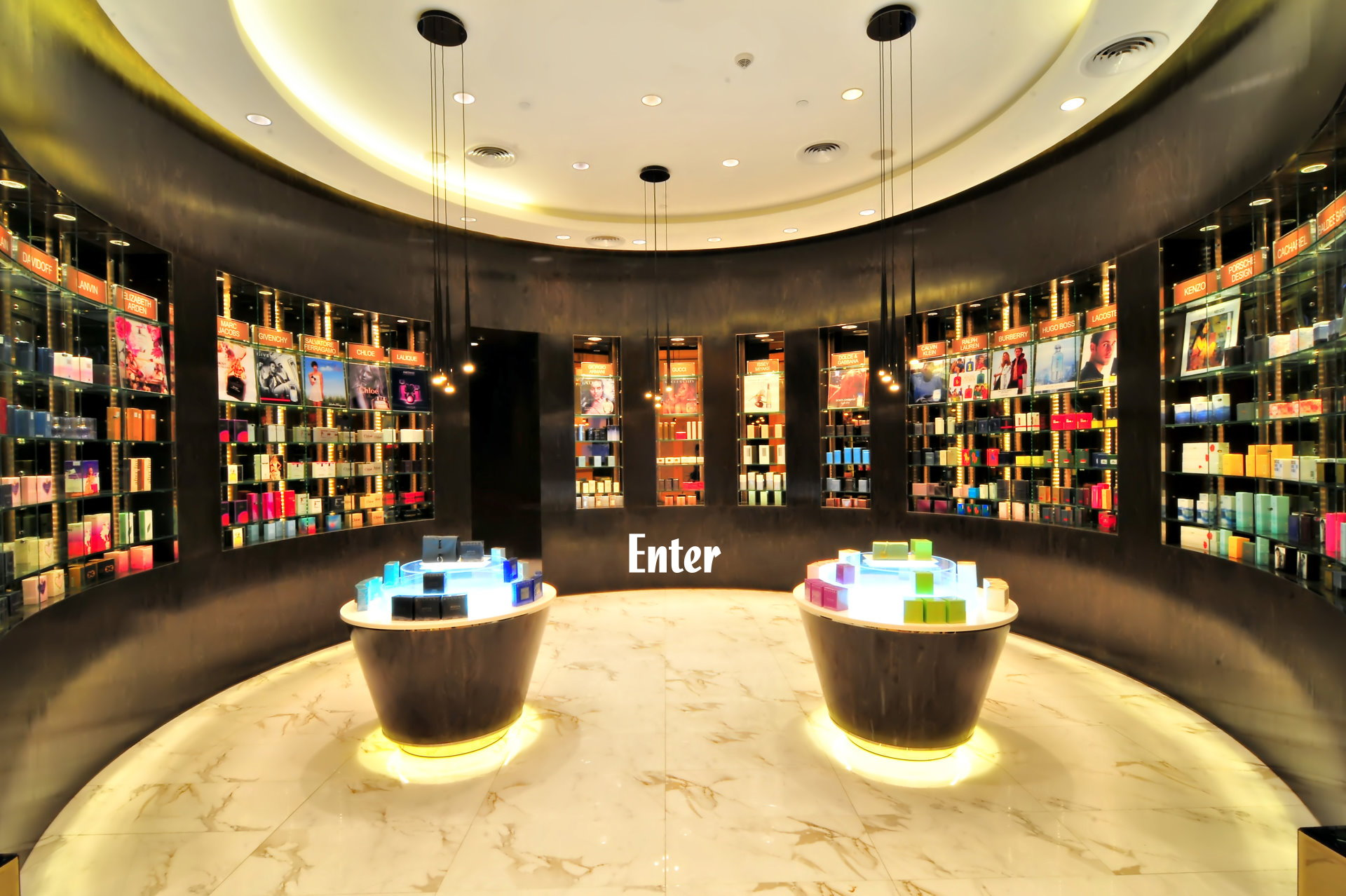 new york perfumes and cosmetics store